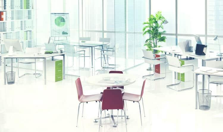 Urbainet - nettoyage de bureaux
