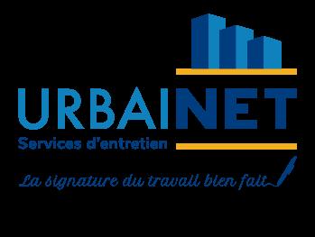 Urbainet - entretien ménager commercial - Logo 2